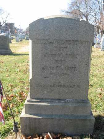 CULBERTSON, 2ND LT. JOHN L. - Lehigh County, Pennsylvania   2ND LT. JOHN L. CULBERTSON - Pennsylvania Gravestone Photos