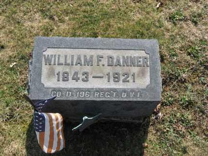 DANNER (CW), WILLIAM - Lehigh County, Pennsylvania   WILLIAM DANNER (CW) - Pennsylvania Gravestone Photos