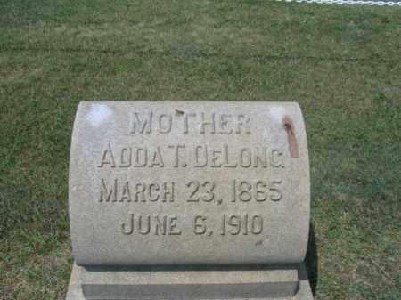 DELONG, ADDA T. - Lehigh County, Pennsylvania | ADDA T. DELONG - Pennsylvania Gravestone Photos