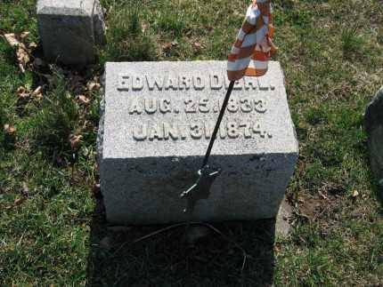 DIEHL (CW), EDWARD - Lehigh County, Pennsylvania   EDWARD DIEHL (CW) - Pennsylvania Gravestone Photos