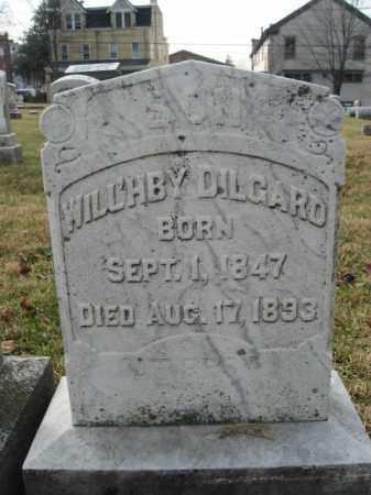 DILGARD, WILLOUGHBY - Lehigh County, Pennsylvania | WILLOUGHBY DILGARD - Pennsylvania Gravestone Photos