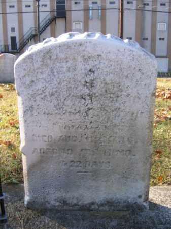 DOUGHERTY, PVT. WILLIAM - Lehigh County, Pennsylvania   PVT. WILLIAM DOUGHERTY - Pennsylvania Gravestone Photos