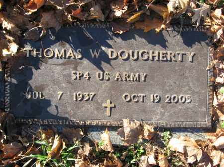 DOUGHERTY, THOMAS W. - Lehigh County, Pennsylvania   THOMAS W. DOUGHERTY - Pennsylvania Gravestone Photos