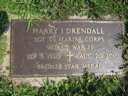 DRENDALL (WW II), HARRY I. - Lehigh County, Pennsylvania | HARRY I. DRENDALL (WW II) - Pennsylvania Gravestone Photos