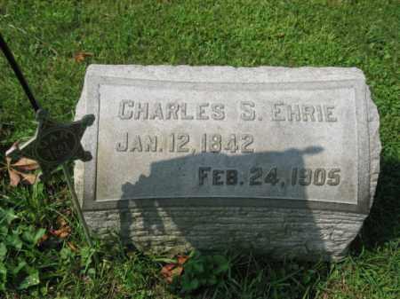 EHRIE (CW), CHARLES S. - Lehigh County, Pennsylvania | CHARLES S. EHRIE (CW) - Pennsylvania Gravestone Photos