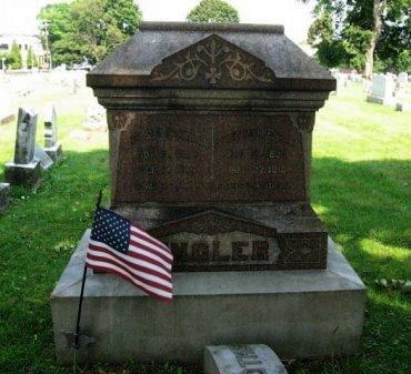 ENGLER, GEORGE S. - Lehigh County, Pennsylvania | GEORGE S. ENGLER - Pennsylvania Gravestone Photos