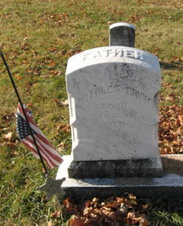 ERICH, CHARLES - Lehigh County, Pennsylvania   CHARLES ERICH - Pennsylvania Gravestone Photos