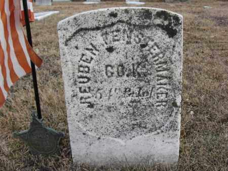 FENSTERMAKER, REUBEN - Lehigh County, Pennsylvania   REUBEN FENSTERMAKER - Pennsylvania Gravestone Photos