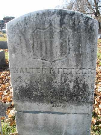 FETZER, PVT. WALTER P. - Lehigh County, Pennsylvania | PVT. WALTER P. FETZER - Pennsylvania Gravestone Photos