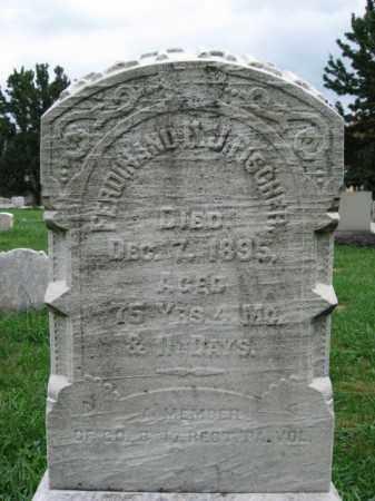FISCHER, FERDINAND H.J. - Lehigh County, Pennsylvania | FERDINAND H.J. FISCHER - Pennsylvania Gravestone Photos
