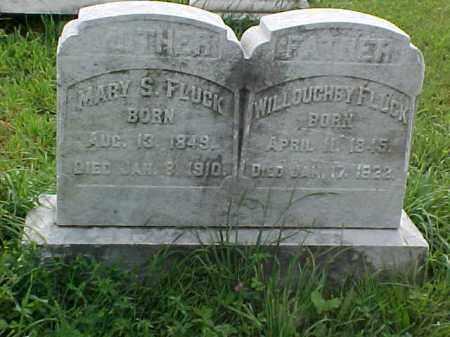 FLUCK, MARY S. - Lehigh County, Pennsylvania | MARY S. FLUCK - Pennsylvania Gravestone Photos