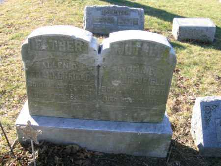 FRANKENFIELD, LYDIAN E. - Lehigh County, Pennsylvania   LYDIAN E. FRANKENFIELD - Pennsylvania Gravestone Photos