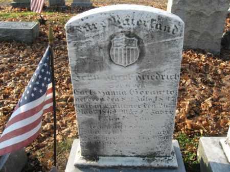 FRIEDRICH, JOHN JACOB - Lehigh County, Pennsylvania   JOHN JACOB FRIEDRICH - Pennsylvania Gravestone Photos