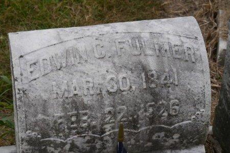 FULMER (CW), EDWIN - Lehigh County, Pennsylvania | EDWIN FULMER (CW) - Pennsylvania Gravestone Photos