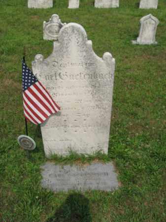 GACKENBACH, CARL - Lehigh County, Pennsylvania | CARL GACKENBACH - Pennsylvania Gravestone Photos