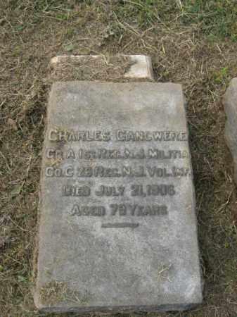 GANGWERE, CHARLES - Lehigh County, Pennsylvania | CHARLES GANGWERE - Pennsylvania Gravestone Photos