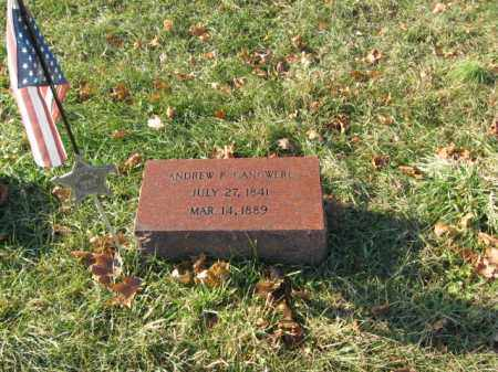 GANGWERE, PVT. ANDREW - Lehigh County, Pennsylvania | PVT. ANDREW GANGWERE - Pennsylvania Gravestone Photos