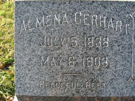 GERHART, ALMENA - Lehigh County, Pennsylvania   ALMENA GERHART - Pennsylvania Gravestone Photos