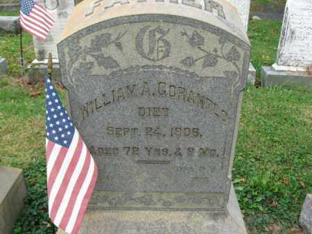 GORANFLO, WILLIAM A. - Lehigh County, Pennsylvania   WILLIAM A. GORANFLO - Pennsylvania Gravestone Photos