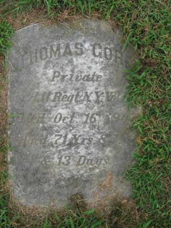 GORE  (CW), PVT. THOMAS - Lehigh County, Pennsylvania | PVT. THOMAS GORE  (CW) - Pennsylvania Gravestone Photos