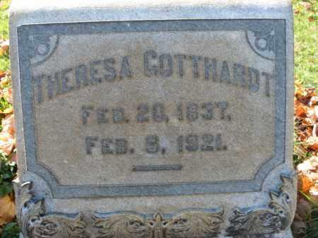 GOTTHARDT, THERESA - Lehigh County, Pennsylvania   THERESA GOTTHARDT - Pennsylvania Gravestone Photos