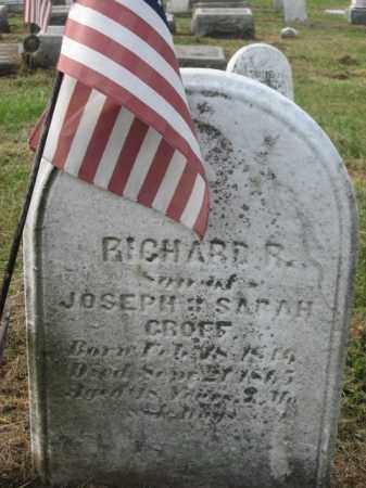 GROFF, RICHARD R. - Lehigh County, Pennsylvania | RICHARD R. GROFF - Pennsylvania Gravestone Photos