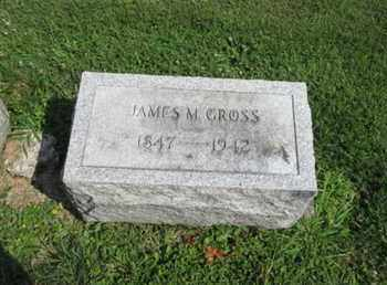 GROSS, JAMES M. - Lehigh County, Pennsylvania | JAMES M. GROSS - Pennsylvania Gravestone Photos
