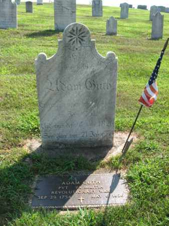 GUTH, ADAM - Lehigh County, Pennsylvania | ADAM GUTH - Pennsylvania Gravestone Photos