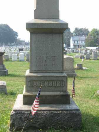 HAGENBUCH, LYDIA WALTER - Lehigh County, Pennsylvania   LYDIA WALTER HAGENBUCH - Pennsylvania Gravestone Photos