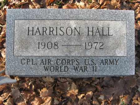 HALL, HARRISON - Lehigh County, Pennsylvania   HARRISON HALL - Pennsylvania Gravestone Photos