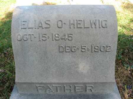 HELWIG, ELIAS O. - Lehigh County, Pennsylvania | ELIAS O. HELWIG - Pennsylvania Gravestone Photos
