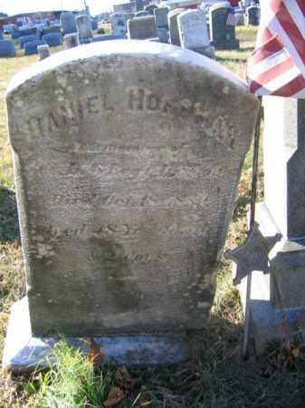 HOFFMAN, PVT. DANIEL - Lehigh County, Pennsylvania   PVT. DANIEL HOFFMAN - Pennsylvania Gravestone Photos