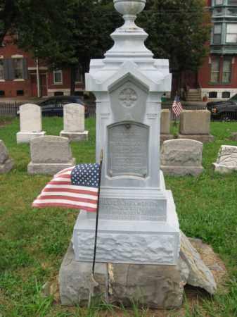 HOXWORTH, WM. J. - Lehigh County, Pennsylvania   WM. J. HOXWORTH - Pennsylvania Gravestone Photos