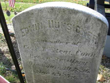 HUNSICKER, EDWIN - Lehigh County, Pennsylvania | EDWIN HUNSICKER - Pennsylvania Gravestone Photos