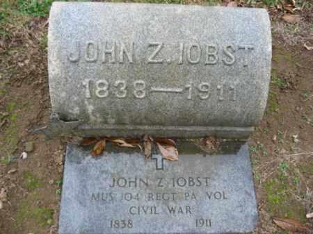 IOBST (CW), JOHN Z. - Lehigh County, Pennsylvania | JOHN Z. IOBST (CW) - Pennsylvania Gravestone Photos