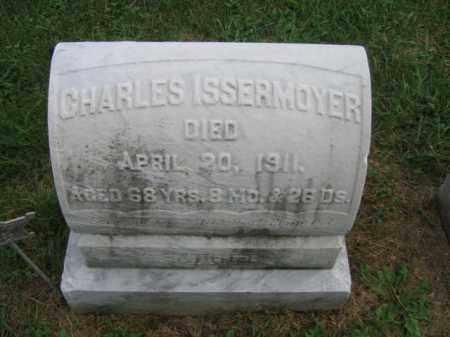 ISSERMOYER, CHARLES - Lehigh County, Pennsylvania   CHARLES ISSERMOYER - Pennsylvania Gravestone Photos