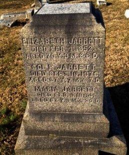 JARRETT, PHAON - Lehigh County, Pennsylvania | PHAON JARRETT - Pennsylvania Gravestone Photos