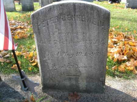 JENNEWEIN, PETER - Lehigh County, Pennsylvania   PETER JENNEWEIN - Pennsylvania Gravestone Photos