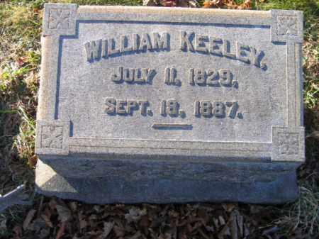 KEELEY, WILLIAM - Lehigh County, Pennsylvania   WILLIAM KEELEY - Pennsylvania Gravestone Photos