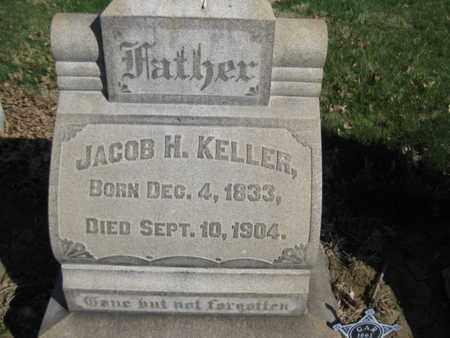 KELLER (CW), JACOB H. - Lehigh County, Pennsylvania | JACOB H. KELLER (CW) - Pennsylvania Gravestone Photos
