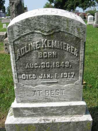 KEMMERER, ADLINE - Lehigh County, Pennsylvania   ADLINE KEMMERER - Pennsylvania Gravestone Photos