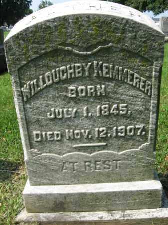 KEMMERER, WILLOUGHBY - Lehigh County, Pennsylvania   WILLOUGHBY KEMMERER - Pennsylvania Gravestone Photos
