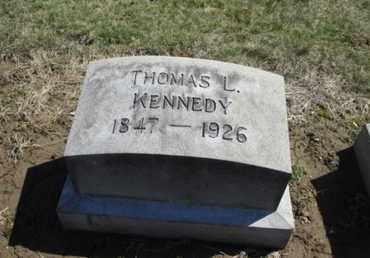 KENNEDY, THOMAS L. - Lehigh County, Pennsylvania   THOMAS L. KENNEDY - Pennsylvania Gravestone Photos