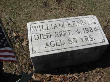 KENNEL (CW), WILLIAM - Lehigh County, Pennsylvania | WILLIAM KENNEL (CW) - Pennsylvania Gravestone Photos