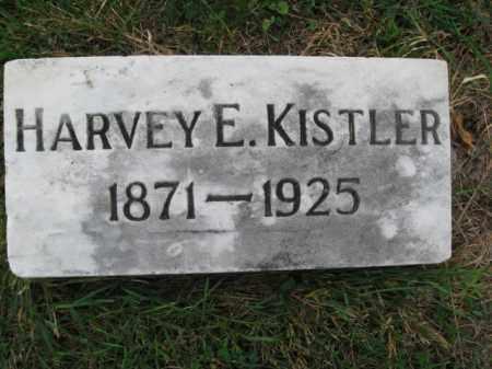 KISTLER, HARVEY E. - Lehigh County, Pennsylvania | HARVEY E. KISTLER - Pennsylvania Gravestone Photos