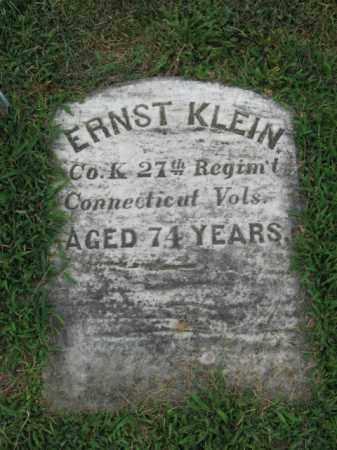 KLEIN, ERNEST - Lehigh County, Pennsylvania | ERNEST KLEIN - Pennsylvania Gravestone Photos