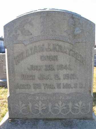 KRATZER, PVT. WILLIAM J. - Lehigh County, Pennsylvania | PVT. WILLIAM J. KRATZER - Pennsylvania Gravestone Photos