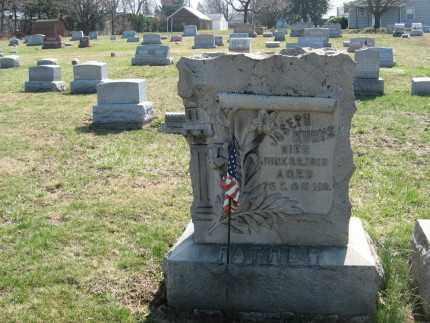 KUHNS, JOSEPH - Lehigh County, Pennsylvania   JOSEPH KUHNS - Pennsylvania Gravestone Photos