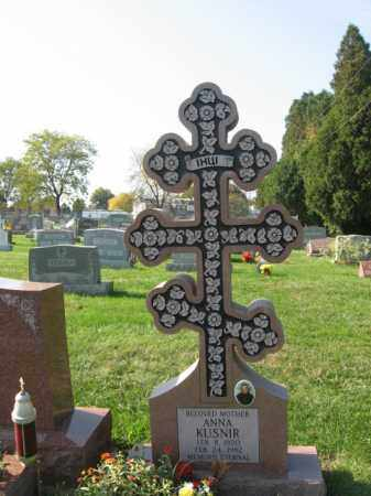 KUSNIR, ANNA - Lehigh County, Pennsylvania | ANNA KUSNIR - Pennsylvania Gravestone Photos