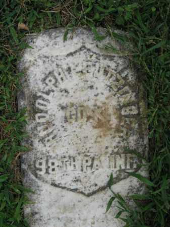 LEUTZINGER, RUDOLPH - Lehigh County, Pennsylvania | RUDOLPH LEUTZINGER - Pennsylvania Gravestone Photos